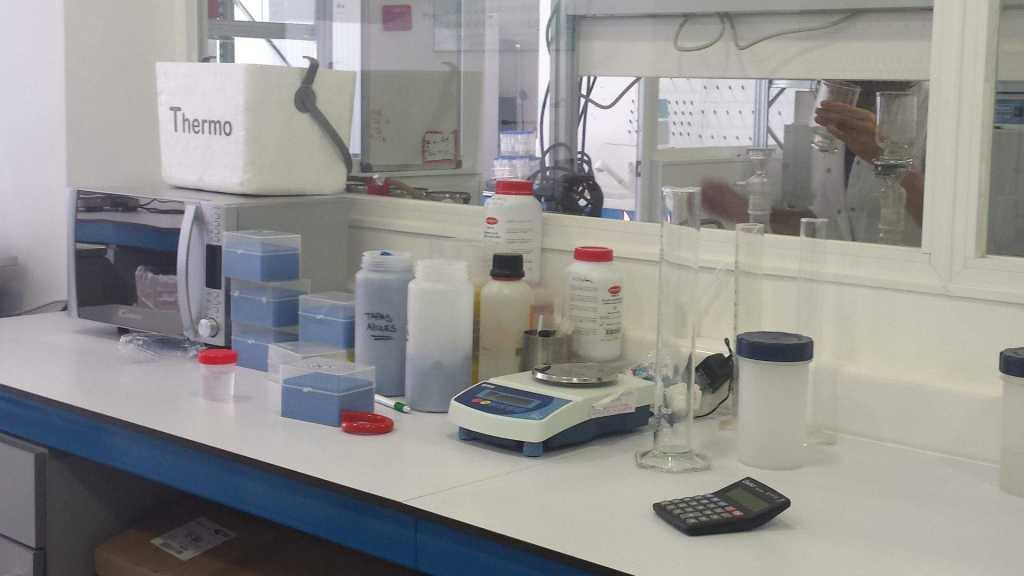 Laboratorio Aerobia