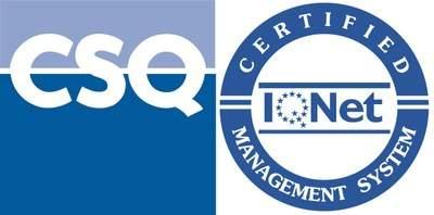 Acreditaciones Certificado ISO 9001