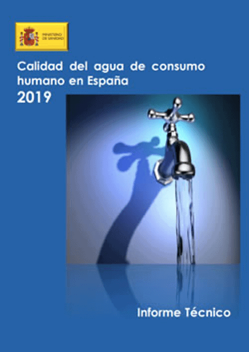 Calidad de Agua de consumo en España