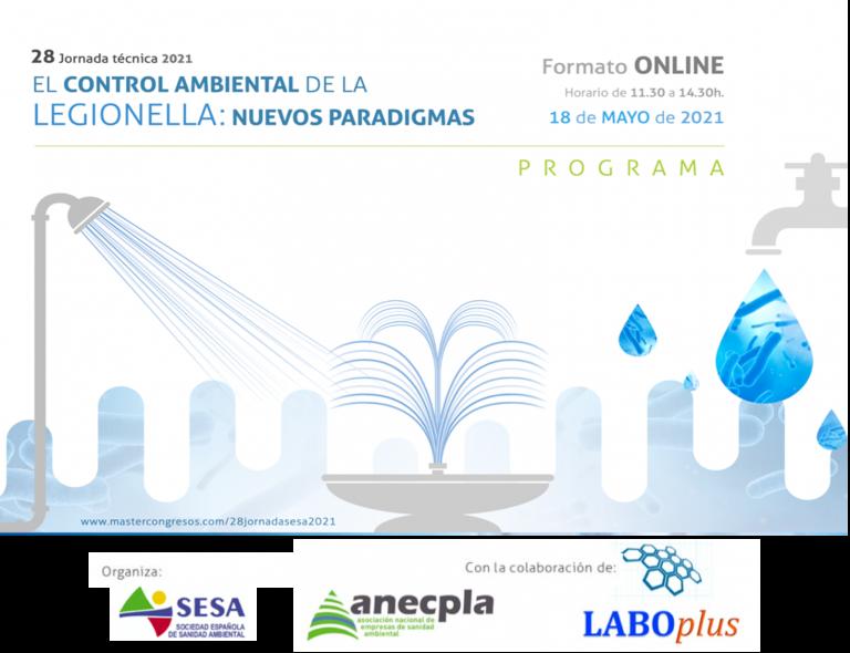 LABOPLUS PARTICIPA y PATROCINA LOS EVENTOS SALUD AMBIENTAL MÁS IMPORTANTES DEL BIMESTRE